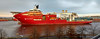 Technip of the iceberg (beqi) Tags: 2017 boat edinburgh leith leithdocks panorama photoshoppery ship mobilephone