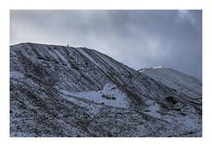 Map Check (KRLandscapes) Tags: snow rushup derbyshire peakdistrict a7ii sony landscape lee 06 nd