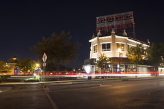 McNellie's in Midtown (MarisObscura) Tags: midtown okc oklahoma pub long exposure