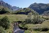 Myrland (Halvard Larssen) Tags: trees river summer mountain norway northernnorway lofoten myrland