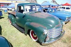 1949 Chevrolet (bballchico) Tags: 1949 chevrolet 3100 pickuptruck dennybisig goodguyspacificnwnationals carshow