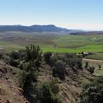 Vue sur la plaine, Aïn Leuh, province d'Ifrane, région de Fès-Meknès, Maroc. thumbnail