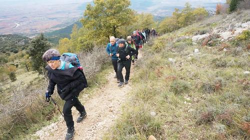 Senderismo por Monte Toloño Logroño Fotografia Tomas Sanz (109)