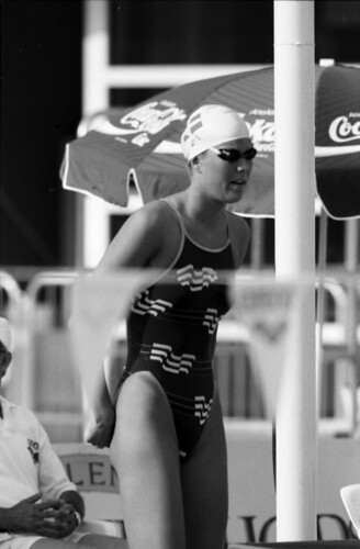 048 Swimming EM 1991 Athens