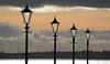 The Fourmost (crusader752) Tags: lamps lamp lights light liverpool albertdock rivermersey