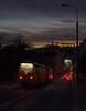 Dusk (cz.EightyFour) Tags: 1920px brno brunn tram tramvaj šalina špilberk castle city mhd