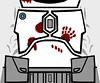 Crait Mandalorian Armor (Gabriel Fett) Tags: lego jedi last mandalorian sev star wars cac helmet decals armor legs