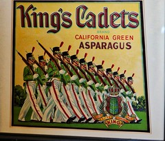 HSS - King's Cadets (chauvin.bill) Tags: hss signsunday vintage advertising kingscadets