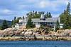 090117-173F (kzzzkc) Tags: nikon d7100 usa maine rock cliff shore tree northatlantic ocean rockefeller house