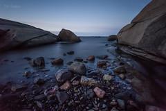 Rocky seascape (Normann Photography) Tags: færdernasjonalpark færdernationalpark færderparquenacional leefilters moutmarka moutmarkasunset ndfilter norway tjøme vestfold brennmanet dusk jellyfish longexpowater longexposure rockyseascape sea seascape shore sunset no
