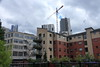 The Erector and Erections (innpictime ζ♠♠ρﭐḉ†ﭐᶬ₹ Ȝ͏۞°ʖ) Tags: sky balcony manchester tower architecture buildings windows flats apartments highrise crane towercrane skyscraper housing structure aerial fireescape urban construction modern 534744652245010 towerblock erection erector apartmentblock urbanliving residential