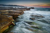 CCSB171201 (Mathew Courtney) Tags: rocks sunrise soldiersbeach water ocean le nsw norahhead centralcoast colour