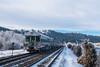 Phosphate, MT (jameshouse473) Tags: mrl montana rail link phosphate passenger train frost hoar