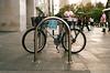 73320021 (alexdotbarber) Tags: 1125 35mm cdmx df kodakportra160 mexico mexicocity nikonfm3a slr voigtländerultron40mmf2slii bicycle colornegative f4 manualfocus
