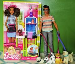Barbie Pet Groomer (flores272) Tags: barbie petgroomer barbiepetgroomer kendoll barbiedoll toydog barbiefurniture barbiefashionistas barbieclothing barbieplayset walmart aabarbie