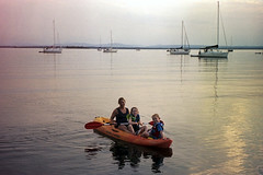 S2_110317_01 (Mark Dalzell) Tags: nikon s2 35mm rangefinder camera svema 125 color film iso charlotte vermont kayak lake champlain