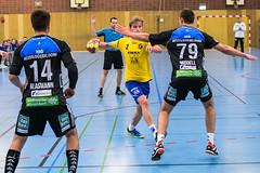 HSG Neuss- Düsseldorf II - TV Jahn Köln-Wahn-39 (marcelfromme) Tags: handball team teamsport indoor sport sportphotography nikon nikond500 sigma sigmaart sigma50100 cologne cgn köln düsseldorf