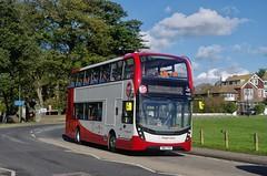Heading to the Startline (Better Living Through Chemistry37) Tags: hop12 buses busessouthwest busesuk transport transportation vehicles vehicle buslaunch 67reg 67plate