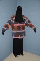 DSC_6286 (Warm Clothes Fetish) Tags: slave warm torture girl sweat fleece coat boots anorak hot winter niqab hijab burka chador maid fur hat