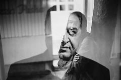من کیستم که ببینم؟ (Parhamor) Tags: portrait lomography film eos3 multipleexposure lomo400 tehran iran spring2012 doubleexpose