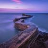 St. Monans Pier Pre-Sunrise (jasty78) Tags: bluehour presunrise gloaming longexposure stmonanspier stmonans pier fife scotland nikond7200 tokina1116mm