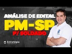 Concurso PM-SP - Análise de Edital para Soldado   Ao vivo (portalminas) Tags: concurso pmsp análise de edital para soldado   ao vivo