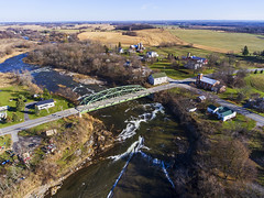 Sandy (Matt Champlin) Tags: ellisburg aerial photos photography nature landscape fall november thanksgiving weekend beautiful rural new york nys newyorkstate upstatenewyork sandies sandycreek drone drones fish fishing steelhead lakeontario greatlakes town village life 2017
