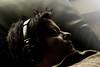 Headphone-Dreamin' (macplatti) Tags: xt2 xf55200mmf3548rlmois headphone sleeping sleepingbeauty schlaf schlafend kofhörer träumen koblach vorarlberg austria aut
