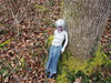 Moonlight's short autumn walk (sh0pi) Tags: smart doll danny choo cocoa skin old puppe fashion 13 sd culture japan cj moonlight autumn woods wald 2017 november