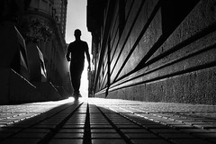 (Claudio Blanc) Tags: street streetphotography fotografiacallejera buenosaires bw blackandwhite bn blancoynegro argentina