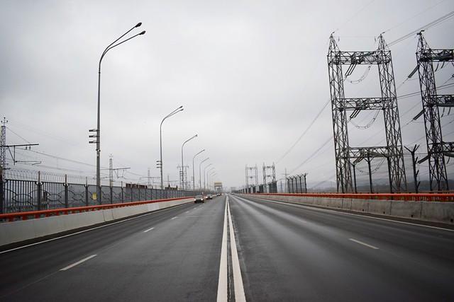 Мост через Волгу наМ-5 вСамарской области откроют преждевременно
