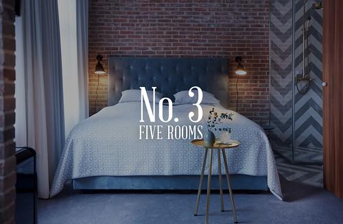 Five Rooms Hotel Leer
