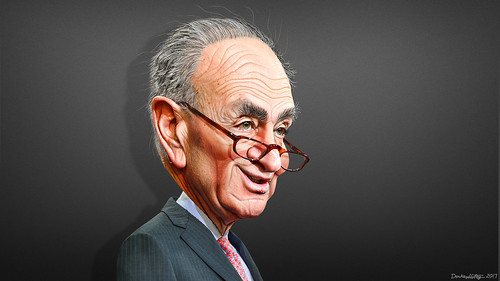 Chuck Schumer - Teflon don of the Democrat mob, From FlickrPhotos