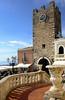 Torre dell'Orologio (albireo 2006) Tags: italy italia sicily sicilia torredellorologio portadimezzo tower clocktower taormina