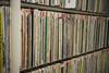 Rows of 33s (brentus69) Tags: edmonton alberta canada ckua radio music library collections records nikon d4 nikond4 33s albums