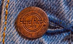 Button for ButtonsandBows Theme (Explored) (PerfectStills) Tags: buttonsandbows macro denim ireland hardrock photography clothes cafe perfectstillscom button macromondays jacket perfectstills