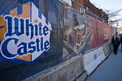 New White Castle (ramseybuckeye) Tags: white castle new building apartments construction hamburger restaurant chain joint columbus ohio 965 north high street n st