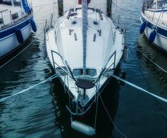 Ostsee  (11) (berndtolksdorf1) Tags: deutschland mecklenburgvorpommern ostsee zingst hafen boote festgemacht angelegt segelschiff outdoor wasser