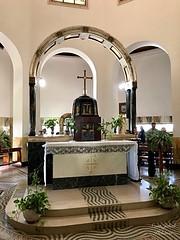 31 - Nyolc Boldogság temploma - oltár / Kostol Blahoslavenstiev - oltár