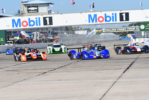 IMSA teams test and 12hrs Sebribg race week, LMP3 driver Alan Wilzig under Brent O'Neil's Performance Tech Motorsports , Delray