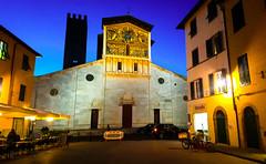 Basilica di San Frediano (saveriosalvadori) Tags: lucca church architecture architettura art arte chiesa tuscany