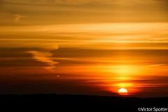 Sunset (Viictor B) Tags: sunset sunrise sunshine cloud clouds tree trees nature landscape leaf leaves beautiful gorgeous awesome lot garonne aquitaine sud ouest france