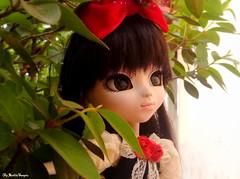 Helena ♥ (♥ MarildaHungria ♥) Tags: helena pullip fanatica regenerationseries groove doll snowwhite nature