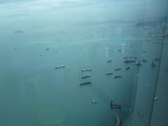 IMG_0537 (Sweet One) Tags: icc sky100 observationdeck view city skyline buildings towers hongkong harbour
