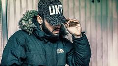 MLK (Fofinho Onimura) Tags: rap clip rapper unkut portrait casquette garage street