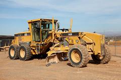 Cat 140H Grader (twm1340) Tags: caterpillar road highway construction heavy equipment explore explore145