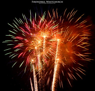 Fireworks, Whitchurch