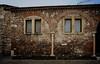 San Procolo church (Tigra K) Tags: verona veneto italy it 2011 architecture city column romanesque ruin texture wall window pattern arch