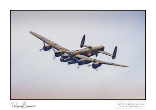 Avro Lancaster - Battle of Britain Memorial Flight
