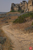 Writing-On-Stone 17 (Kasia Sokulska (KasiaBasic)) Tags: fujix canada alberta south writingonstone rock formations landscape travel hoodoos summer